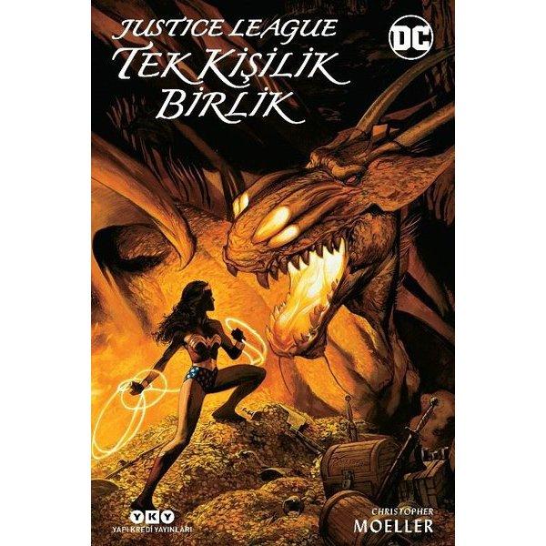 Justice League - Tek Kişilik Birlik