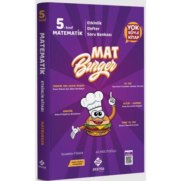 5. Sınıf Matematik Matburger Soru Bankası Başka Yayıncılık