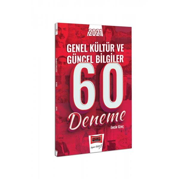 Genel Kültür Güncel Bilgiler 60 Deneme Sınavı Yargı Yayınları