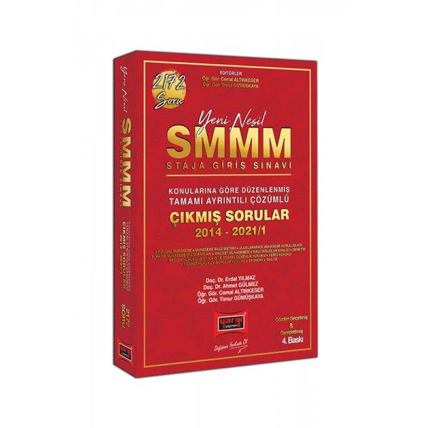 2021 SMMM Staja Giriş Sınavı Konularına Göre Düzenlenmiş Tamamı Ayrıntılı Çözümlü Çıkmış Sorular 4. Baskı Yargı Yayınları