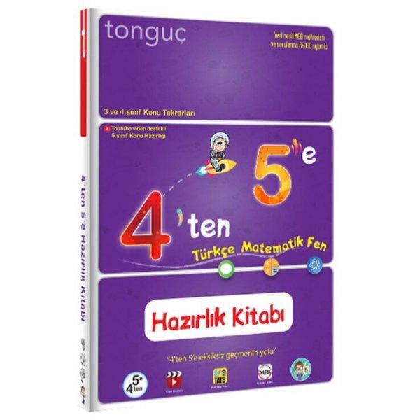 Tonguç Akademi 4 ten 5 e Hazırlık Kitabı