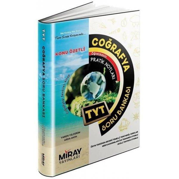 Miray Yayınları 2021 TYT Coğrafya Konu Özetli Soru Bankası