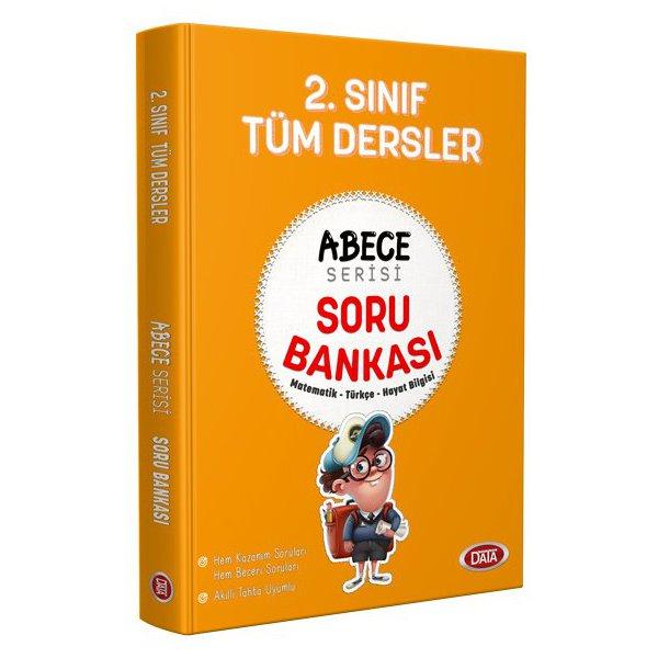 2. Sınıf Tüm Dersler ABECE Serisi Soru Bankası Data Yayınları