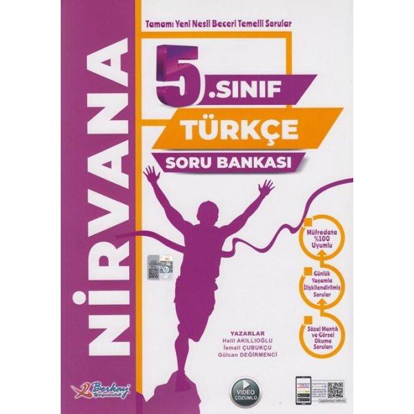 5. Sınıf Türkçe Nirvana Soru Bankası Berkay Yayıncılık