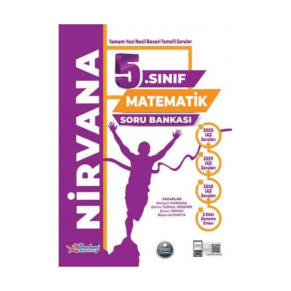 5. Sınıf Matematik Nirvana Soru Bankası Berkay Yayıncılık