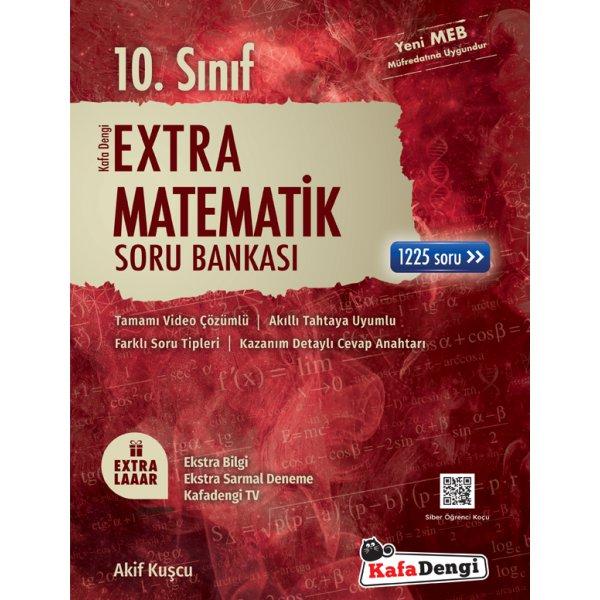 10.Sınıf Extra Matematik Soru Bankası Kafa Dengi Yayınları