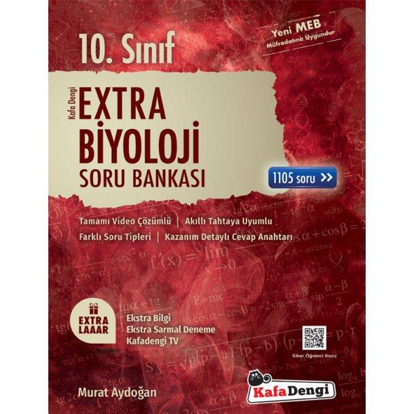 10.Sınıf Extra Biyoloji Soru Bankası Kafa Dengi Yayınları