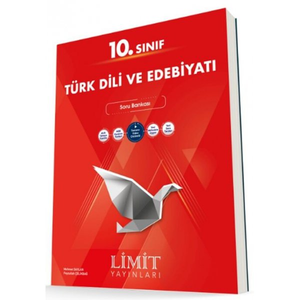 10. Sınıf Türk Dili ve Edebiyatı Soru Kitabı Limit Yayınları