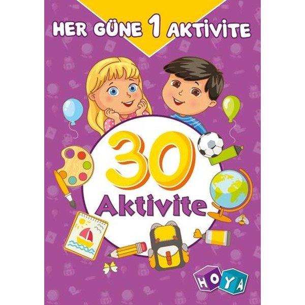 Her Güne 1 Aktivite - 30 Aktivite