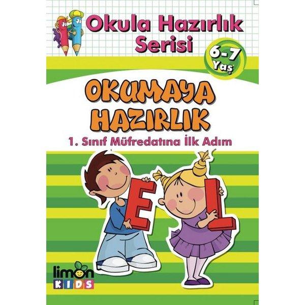 Okumaya Hazırlık-Okula Hazırlık Serisi 6-7 Yaş