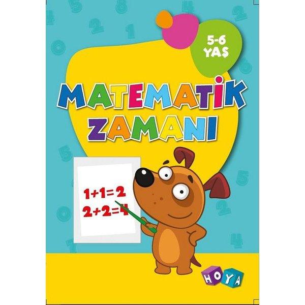 Matematik Zamanı 5-6 Yaş