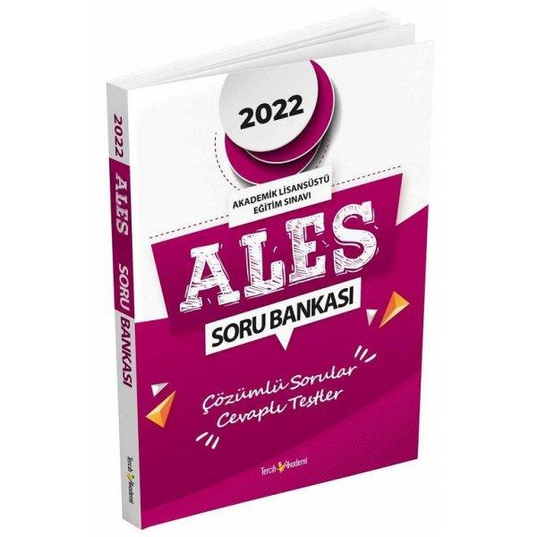 2022 ALES Soru Bankası Çözümlü Tercih Akademi Yayınları
