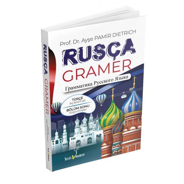 Rusça Gramer Kitabı Tercih Akademi Yayınları