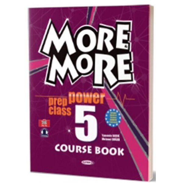 5. Sınıf More And More Power Course Book Kurmay ELT