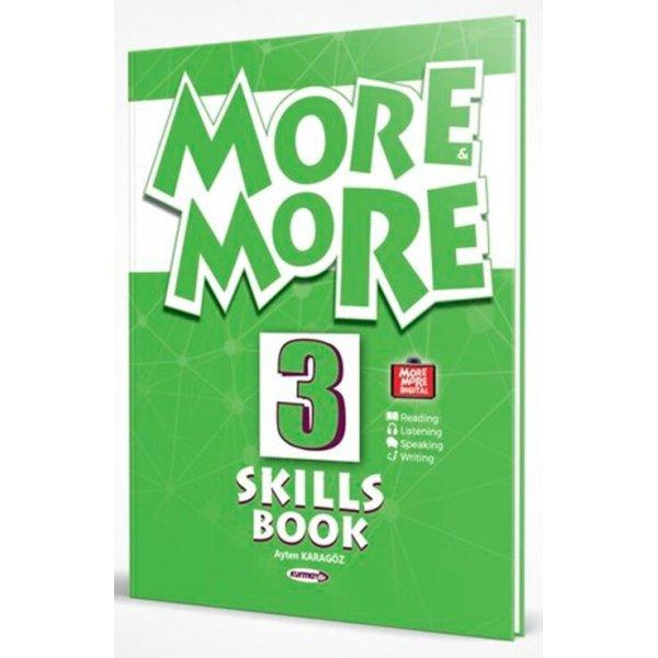 Kurmay ELT 5. Sınıf More And More English Skills Book 3