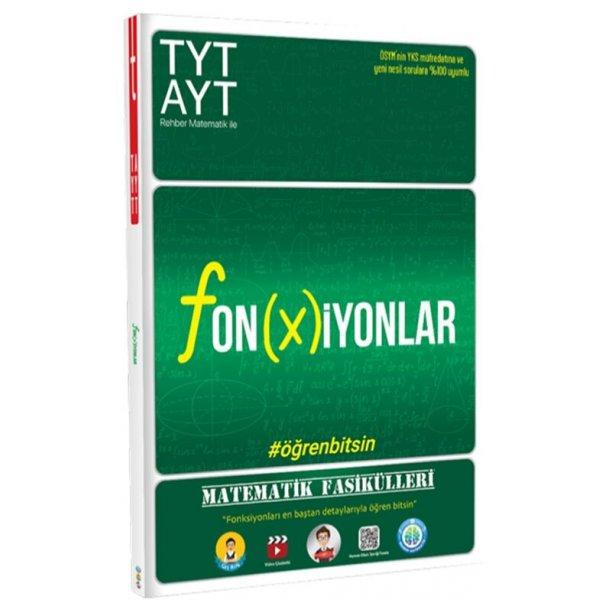 Tonguç Akademi TYT AYT Matematik Fonksiyonlar Fasikülleri