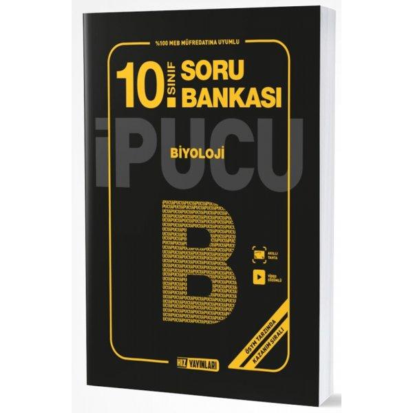 Hız Yayınları 10. Sınıf Biyoloji İpucu Soru Bankası