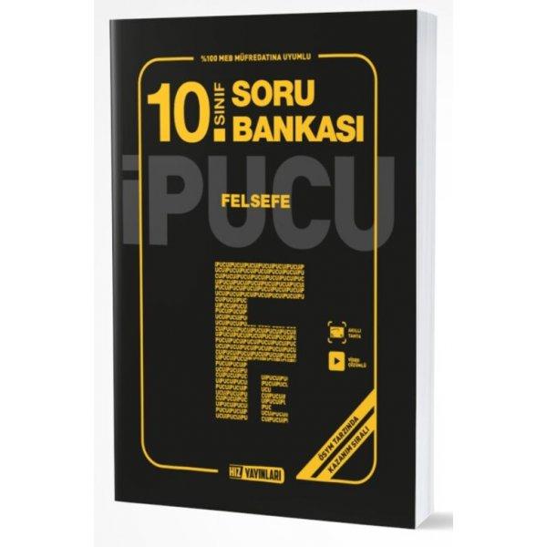 Hız Yayınları 10. Sınıf Felsefe İpucu Soru Bankası