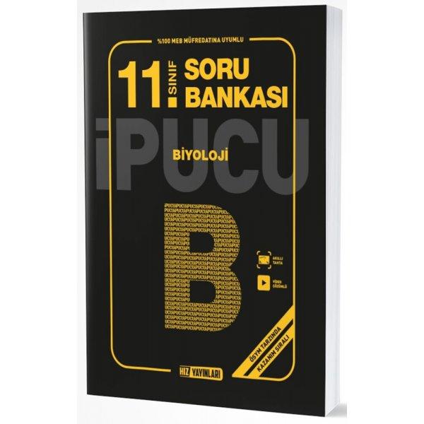 Hız Yayınları 11. Sınıf Biyoloji İpucu Soru Bankası