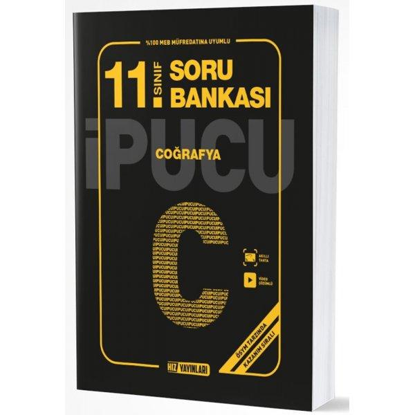 Hız Yayınları 11. Sınıf Coğrafya İpucu Soru Bankası
