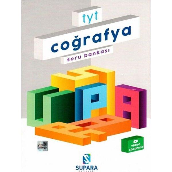 Supara Yayınları TYT Coğrafya Soru Bankası