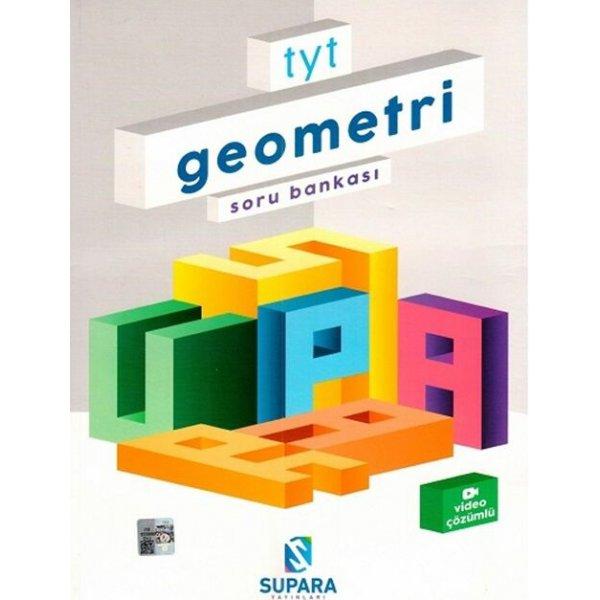 Supara Yayınları TYT Geometri Soru Bankası