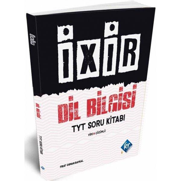 TYT Dil Bilgisi İxir Soru Kitabı KR Akademi Yayınları
