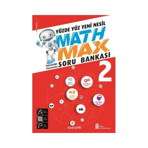 2.Sınıf Math Max Soru Bankası Ata Yayıncılık