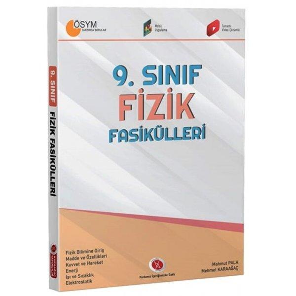 Karaağaç Yayınları 9. Sınıf Fizik Fasikülleri