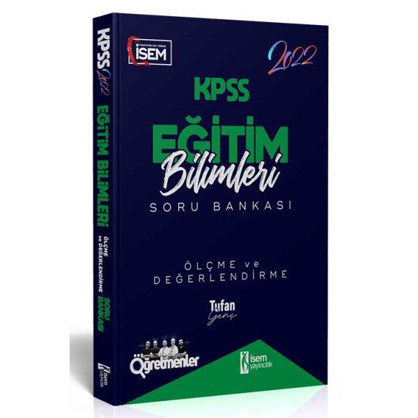 2022 KPSS Eğitim Bilimleri Ölçme ve Değerlendirme Çözümlü Soru Bankası İsem Yayınları