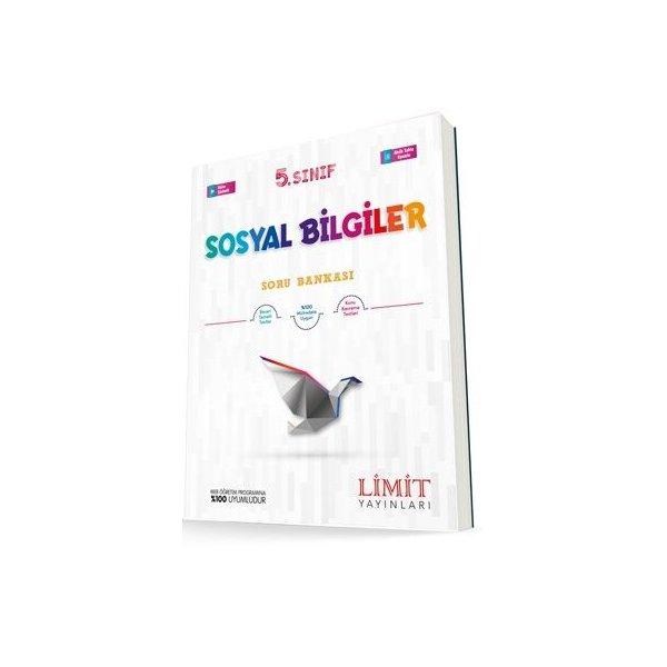 5. Sınıf Sosyal Bilgiler Soru Bankası Limit Yayınları