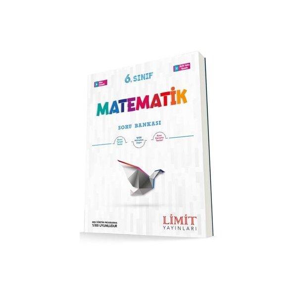 6. Sınıf Matematik Soru Bankası Limit Yayınları