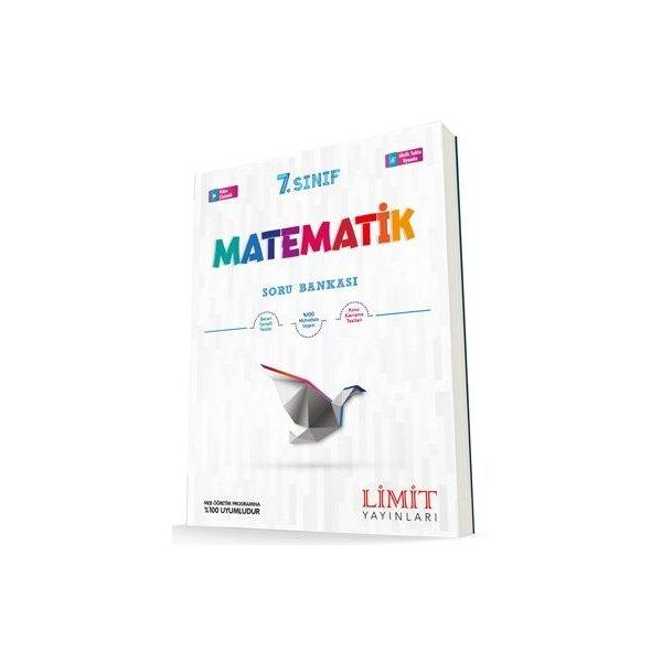 7. Sınıf Matematik Soru Bankası Limit Yayınları
