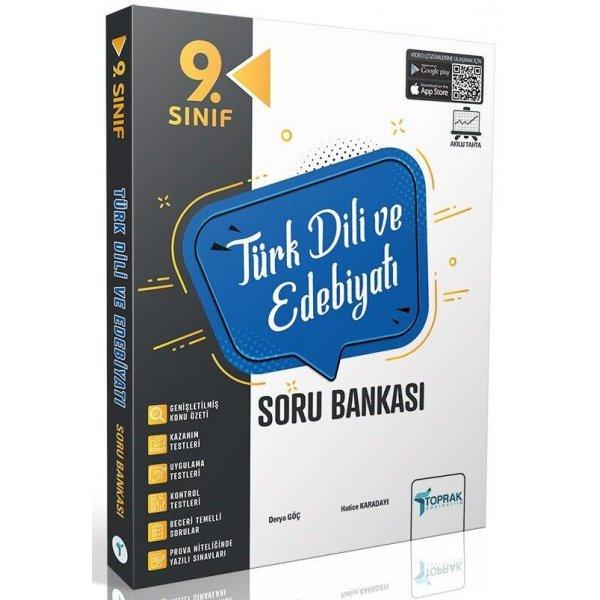 9. Sınıf Türk Dili ve Edebiyatı Soru Bankası Toprak Yayıncılık