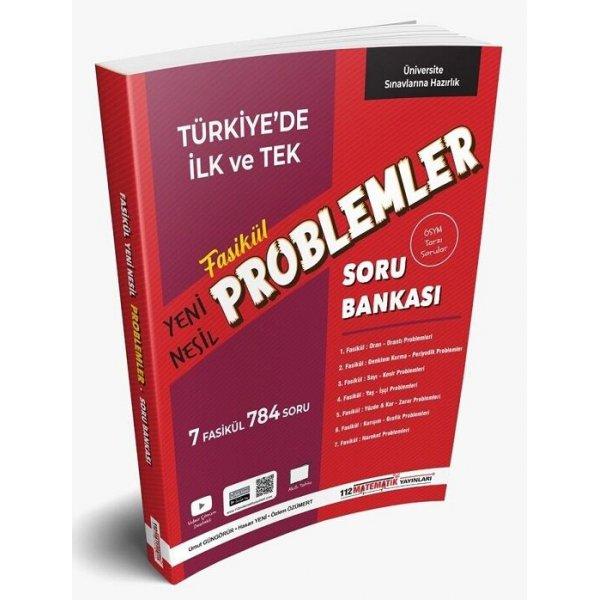 112 Matematik Problemler Fasikül Soru Bankası