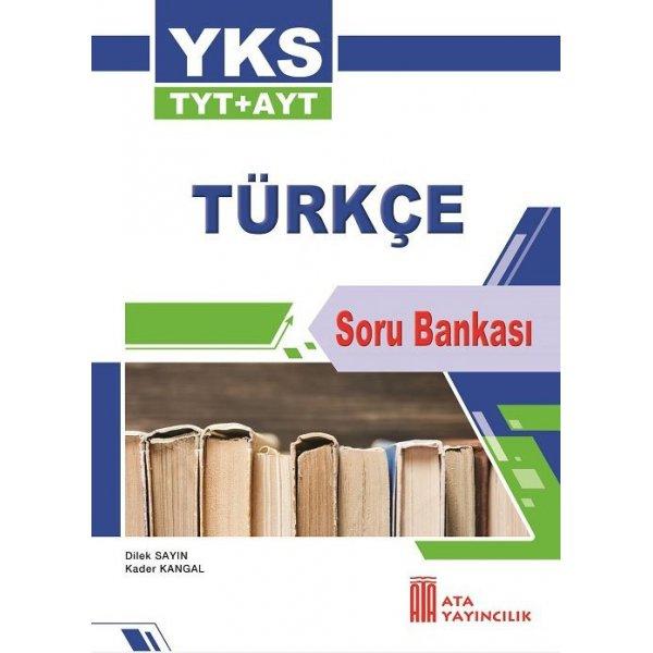 TYT AYT Türkçe Soru Bankası Ata Yayıncılık