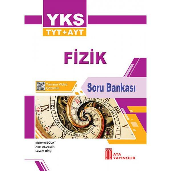 TYT AYT Fizik Soru Bankası Ata Yayıncılık