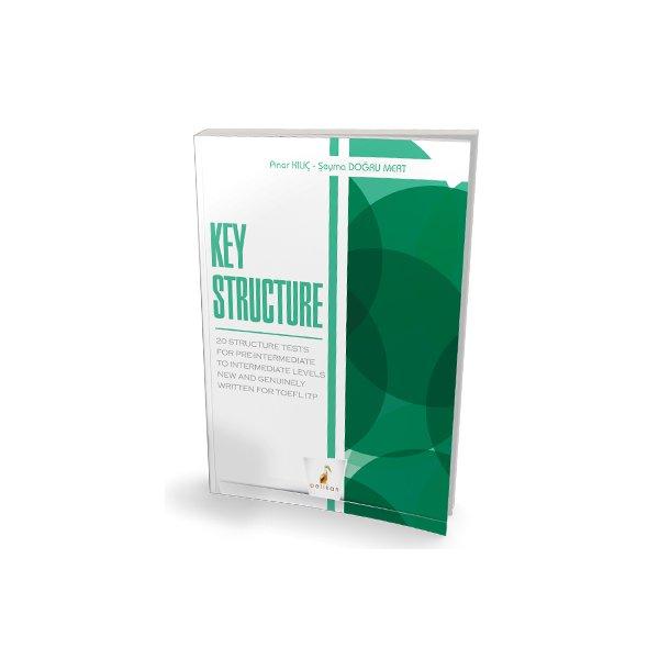 Key Structure 20 Structure Tests Pelikan Yayınları