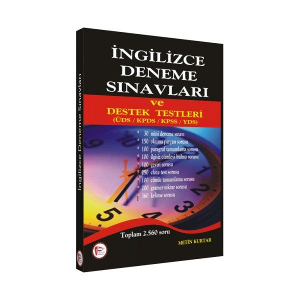 İngilizce Deneme Sınavları Pelikan Yayınları