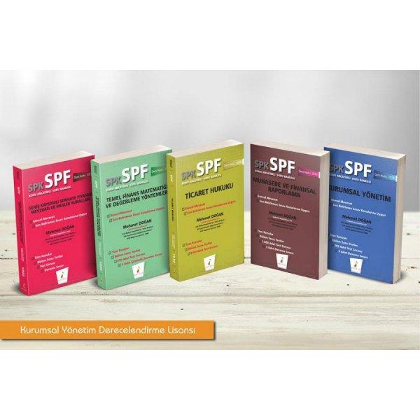 Pelikan SPK - SPF Kurumsal Yönetim Derecelendirme Lisansı (5 Kitap)