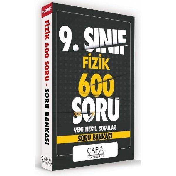 9. Sınıf Fizik Soru Bankası 600 Soru Çapa Yayınları