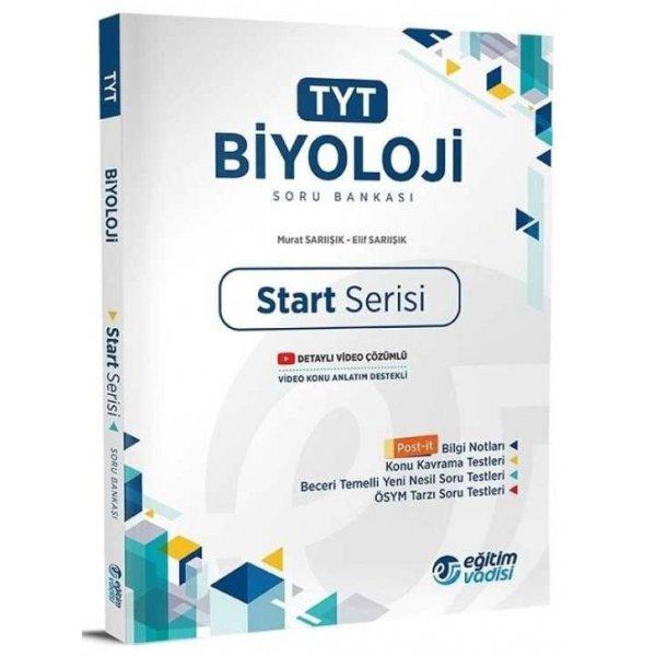 TYT Biyoloji Start Serisi Soru Bankası Eğitim Vadisi