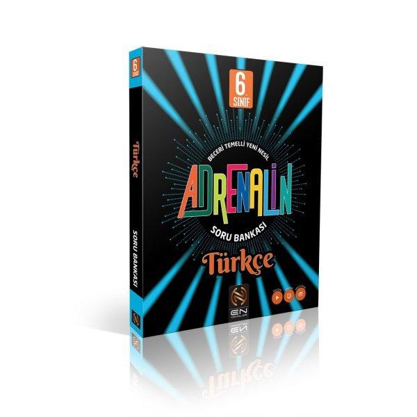 6. Sınıf Türkçe Adrenalin Soru Bankası En Yayınları