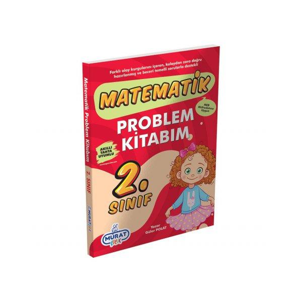 2.Sınıf Matematik Problemler Kitabım Murat Yayınları