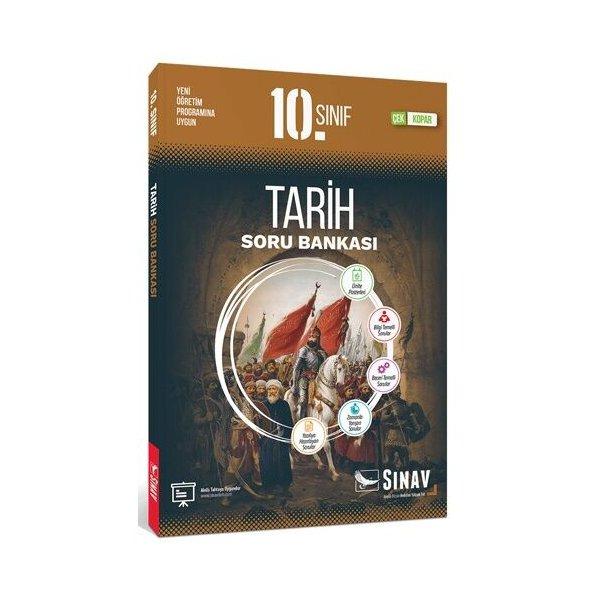10. Sınıf Tarih Soru Bankası Sınav Yayınları