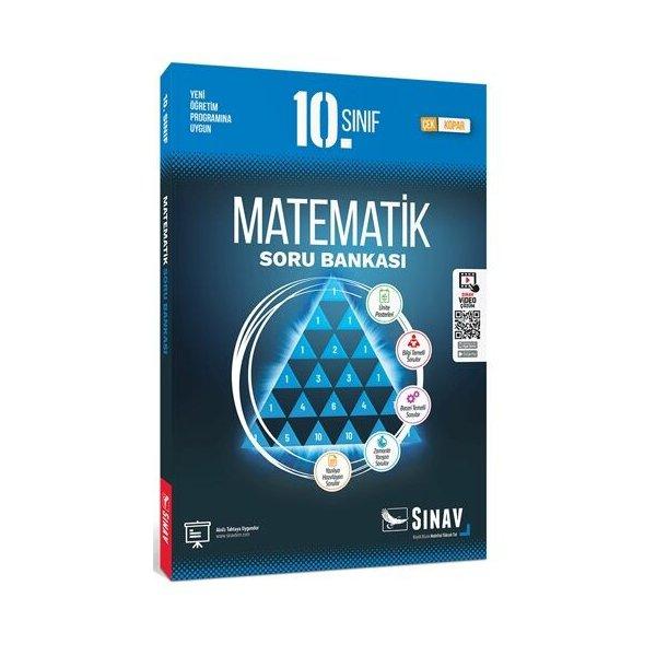 10. Sınıf Matematik Soru Bankası Sınav Yayınları