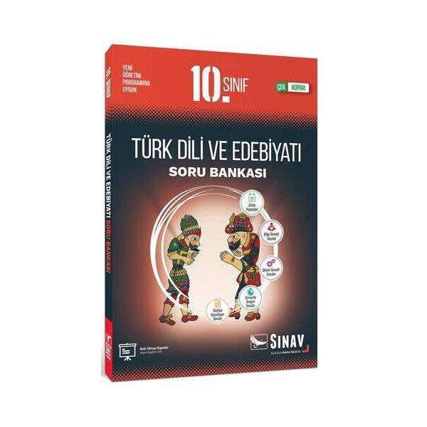 10. Sınıf Türk Dili ve Edebiyatı Soru Bankası Sınav Yayınları