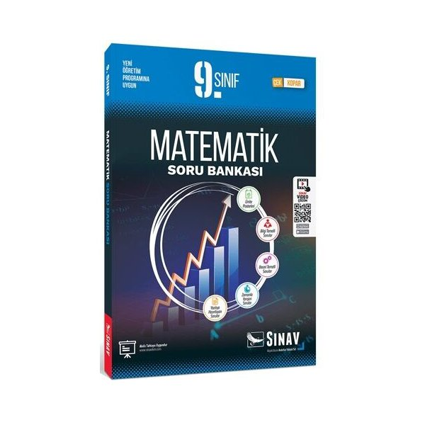 9. Sınıf Matematik Soru Bankası Sınav Yayınları