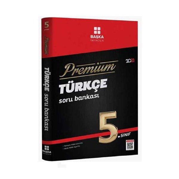 5.Sınıf Premium Türkçe Soru Bankası Başka Yayınları