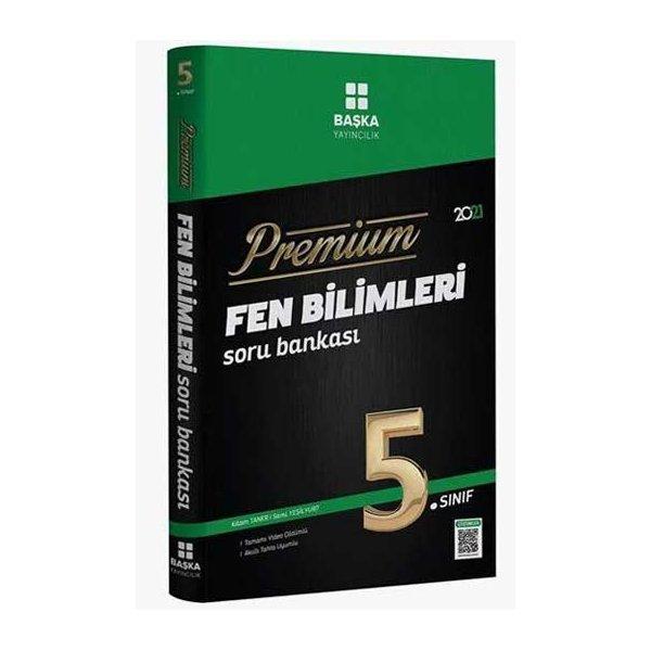 5. Sınıf Fen Bilimleri Premium Soru Bankası Başka Yayıncılık